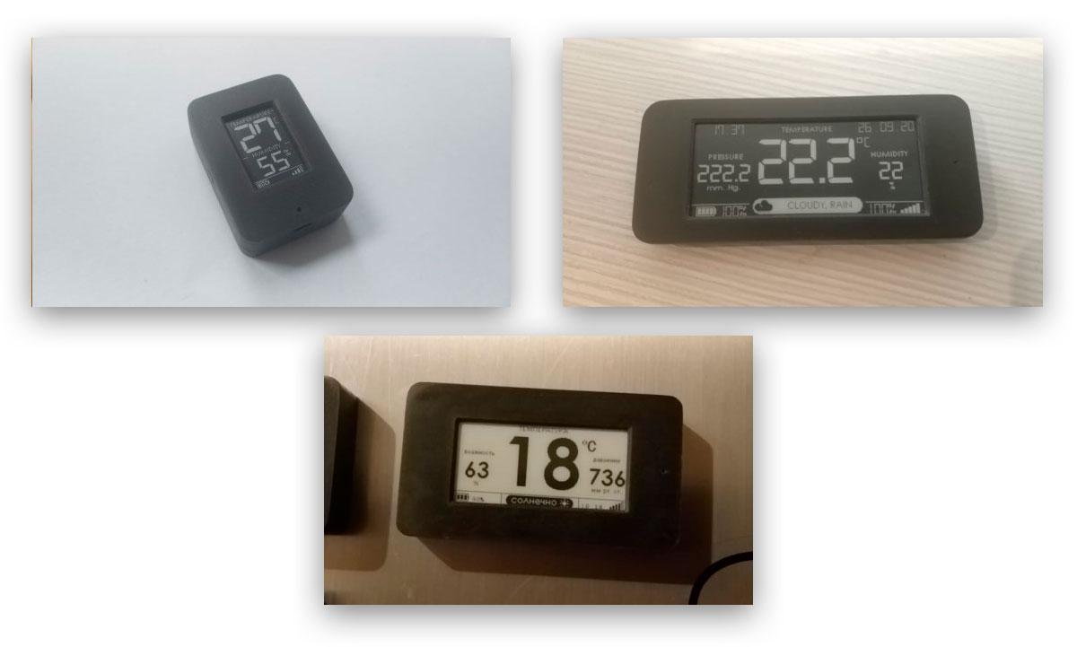 Беспроводной DIY датчик температуры и влажности с e-paper дисплеем - 13