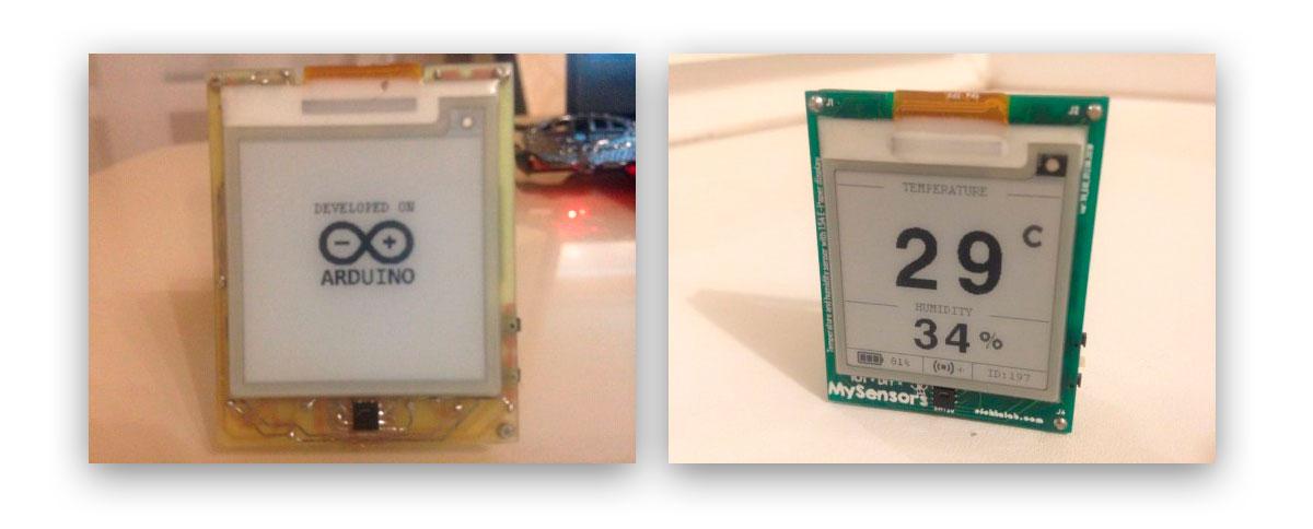 Беспроводной DIY датчик температуры и влажности с e-paper дисплеем - 2
