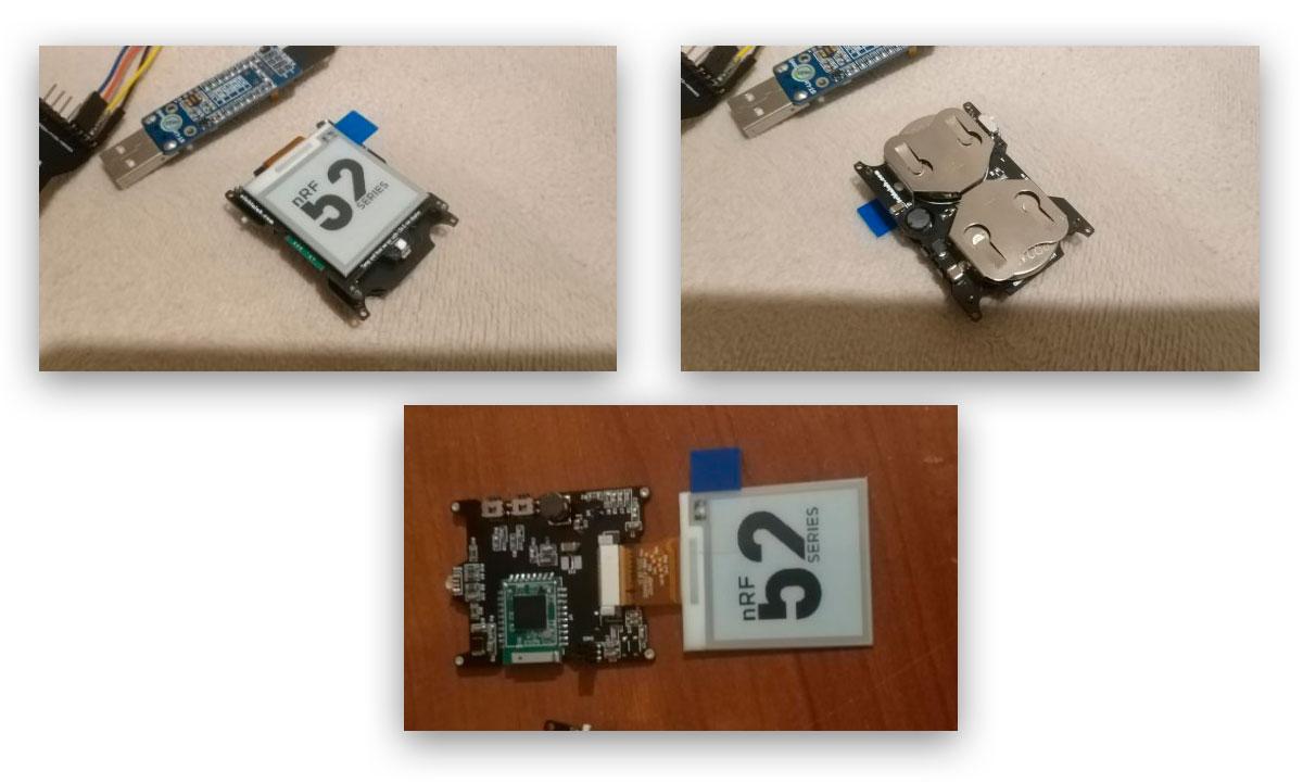 Беспроводной DIY датчик температуры и влажности с e-paper дисплеем - 4