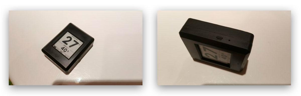 Беспроводной DIY датчик температуры и влажности с e-paper дисплеем - 5