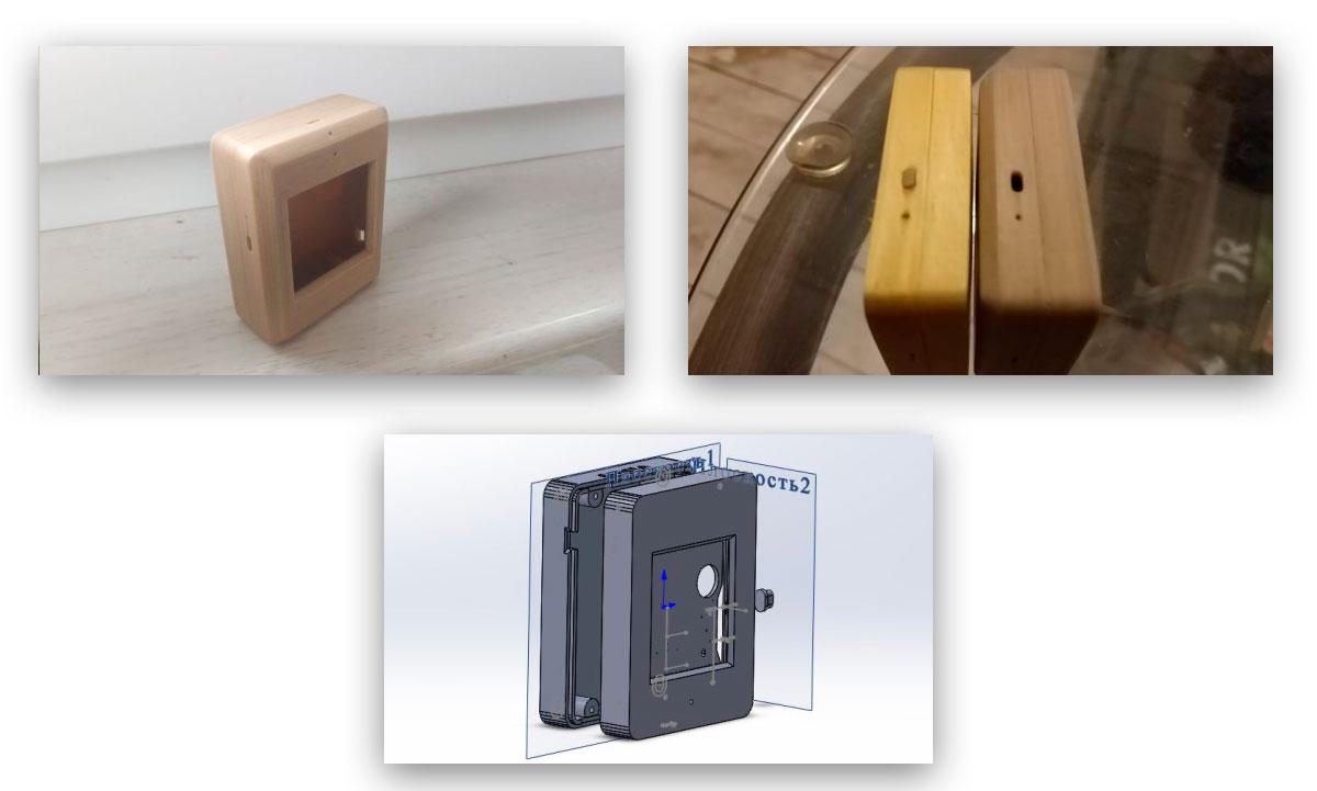 Беспроводной DIY датчик температуры и влажности с e-paper дисплеем - 6