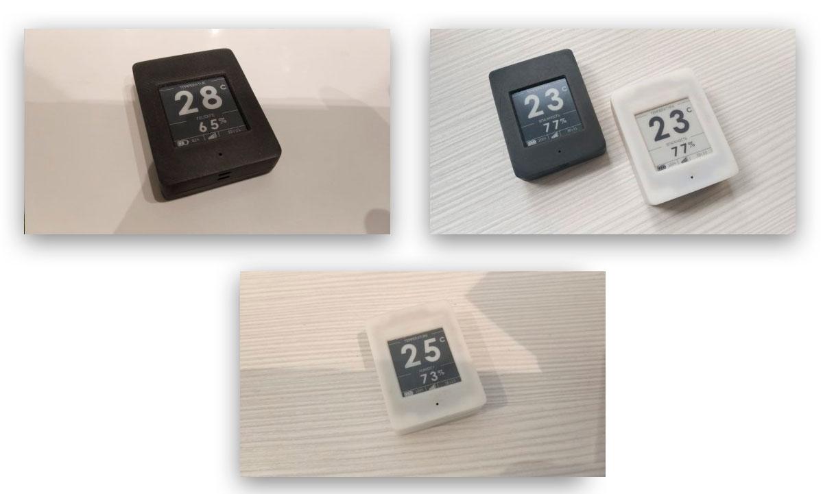 Беспроводной DIY датчик температуры и влажности с e-paper дисплеем - 8