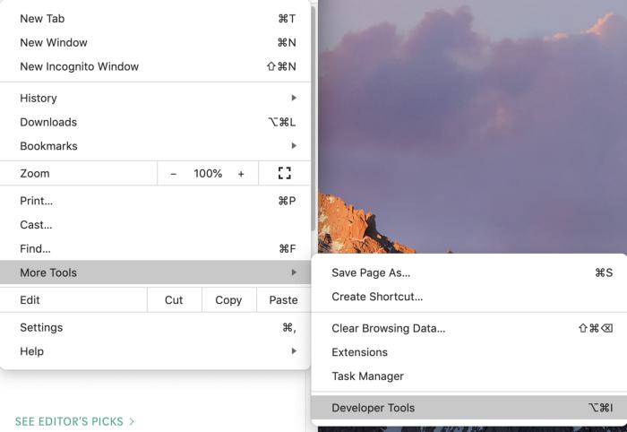 Используем Chrome DevTools профессионально - 2