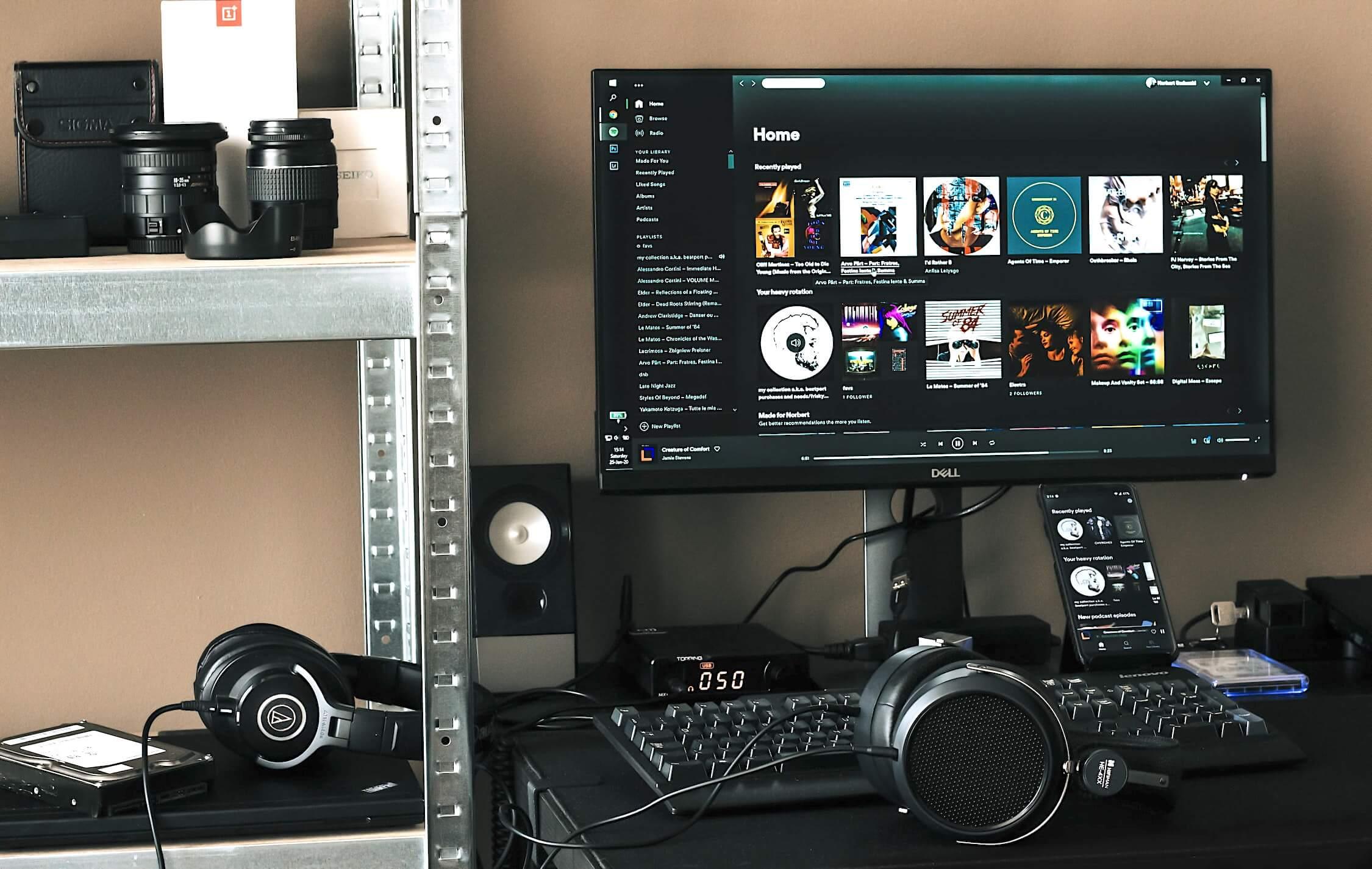 Что послушать, когда пишешь код — плейлисты с рок-музыкой, эмбиентом и саундтреками из игр - 2
