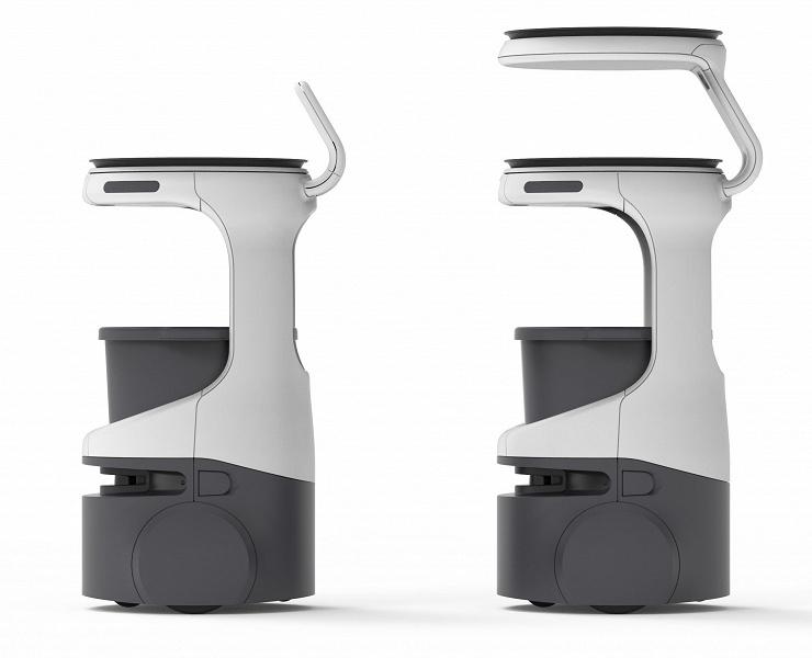 Bear Robotics и SoftBank Robotics Group представили нового робота-официанта