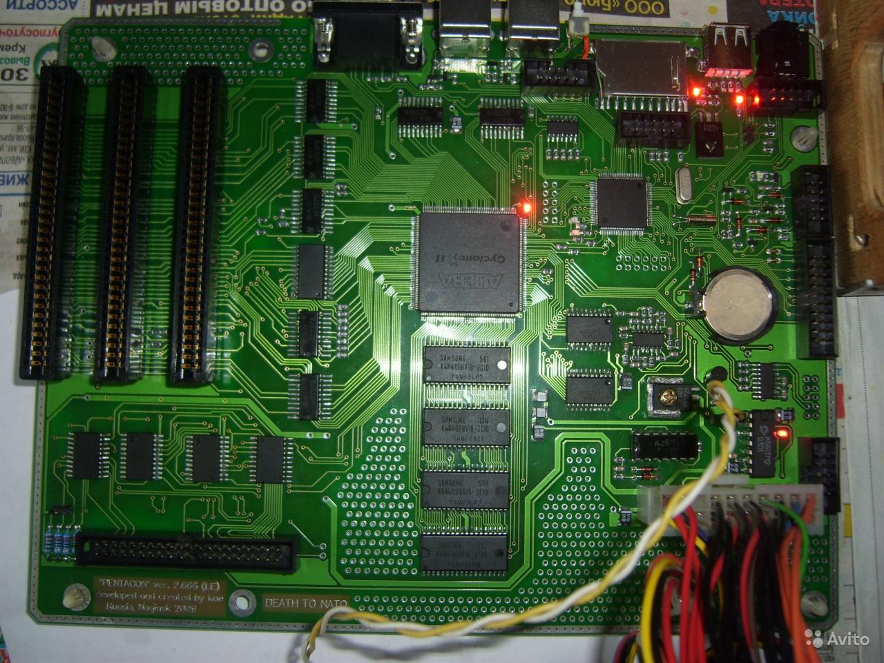 Архитектура операционной системы для ZX Spectrum-совместимых компьютеров - 11