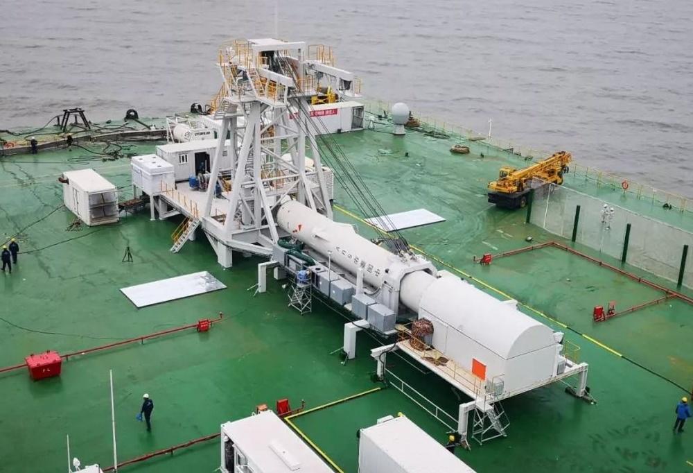 Что известно о китайском «Морском старте»? - 5