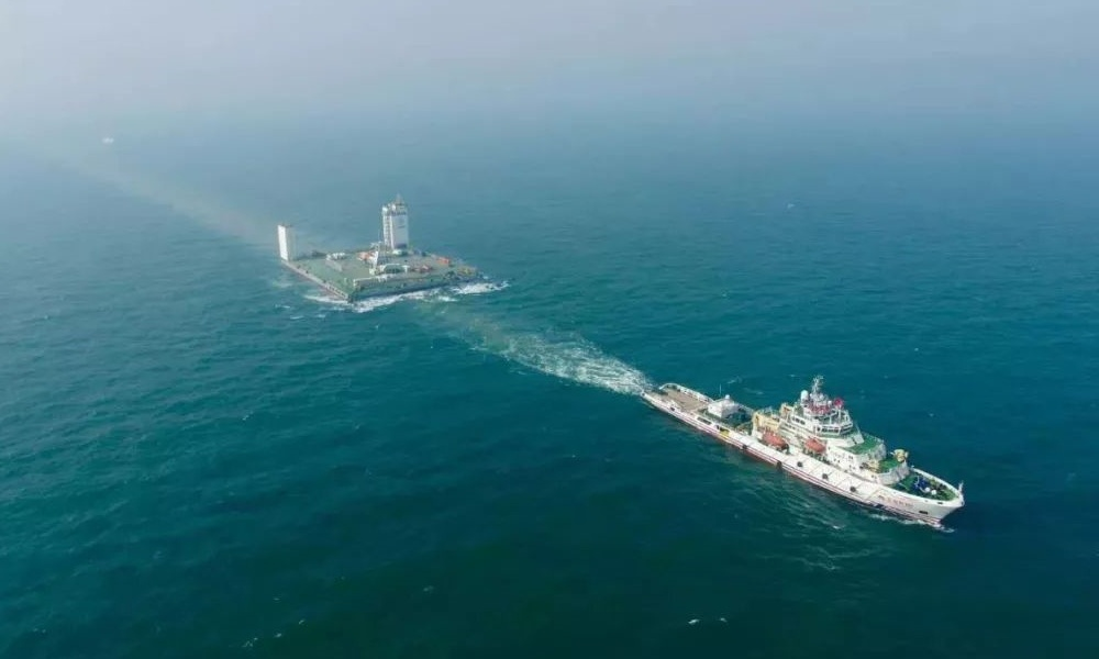 Что известно о китайском «Морском старте»? - 7