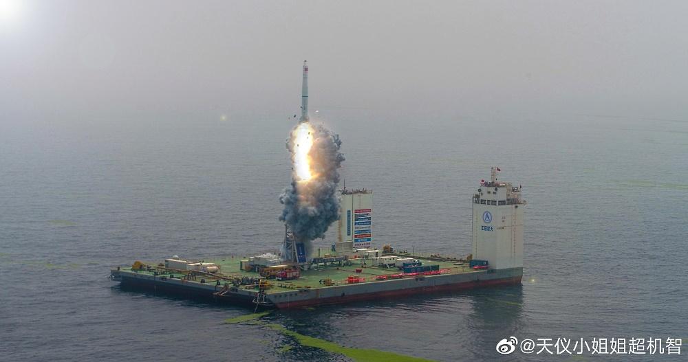 Что известно о китайском «Морском старте»? - 8