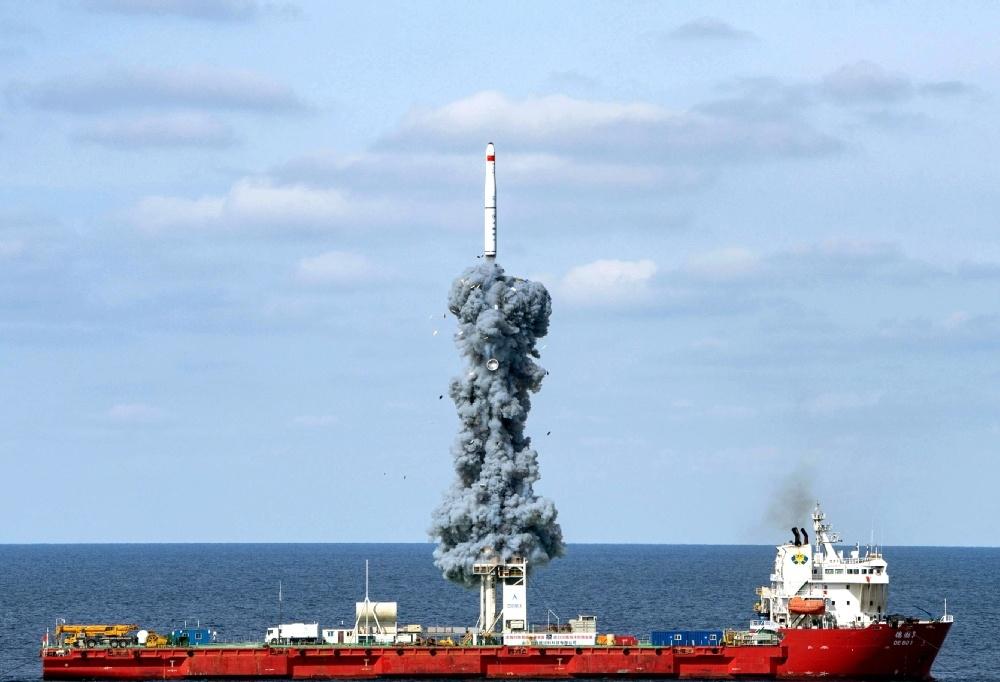 Что известно о китайском «Морском старте»? - 1