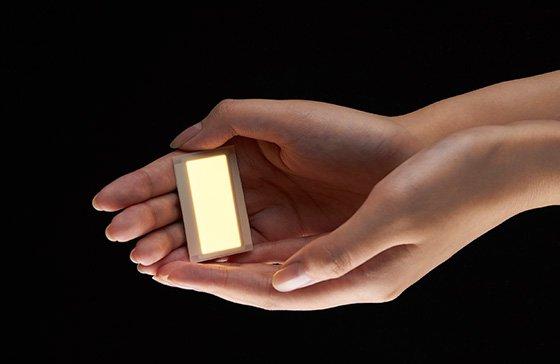 Гибкие осветительные панели OLED производства Konica Minolta стали доступны зарубежным заказчикам