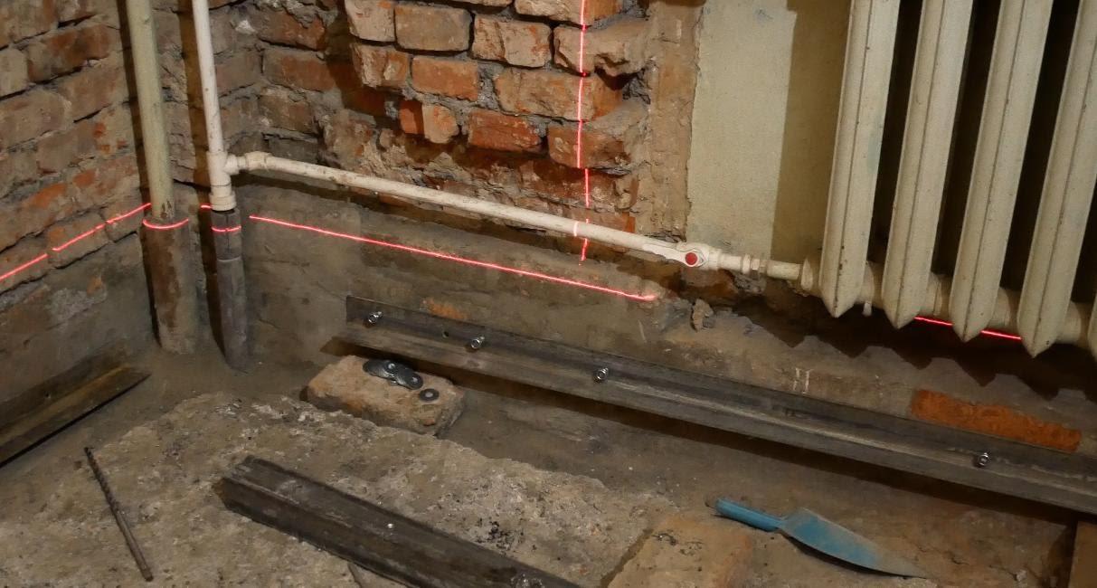 Капитальный ремонт в сталинке и организация видеонаблюдения - 9