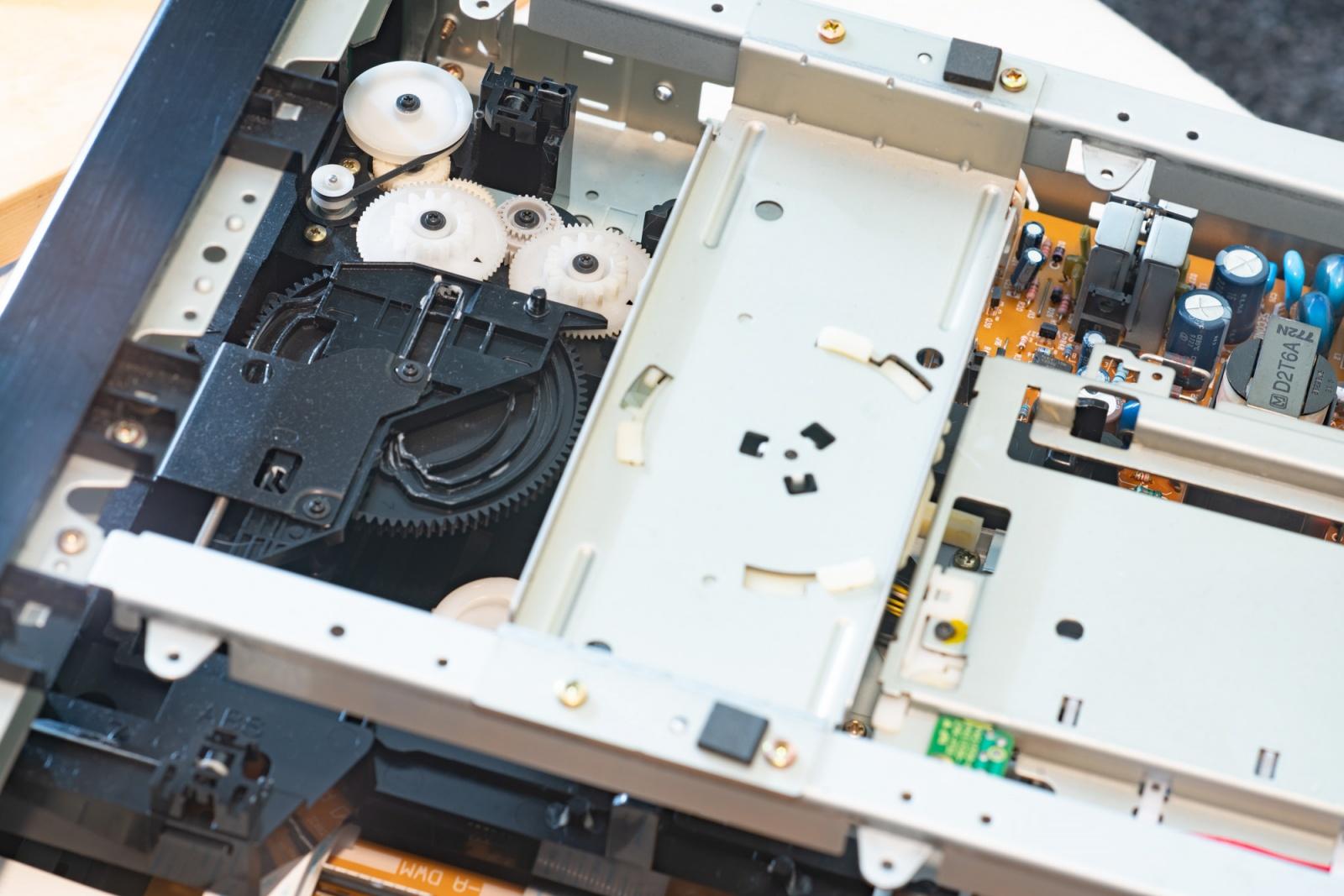 Лазерные видеодиски, ретрокино и автореверс - 10