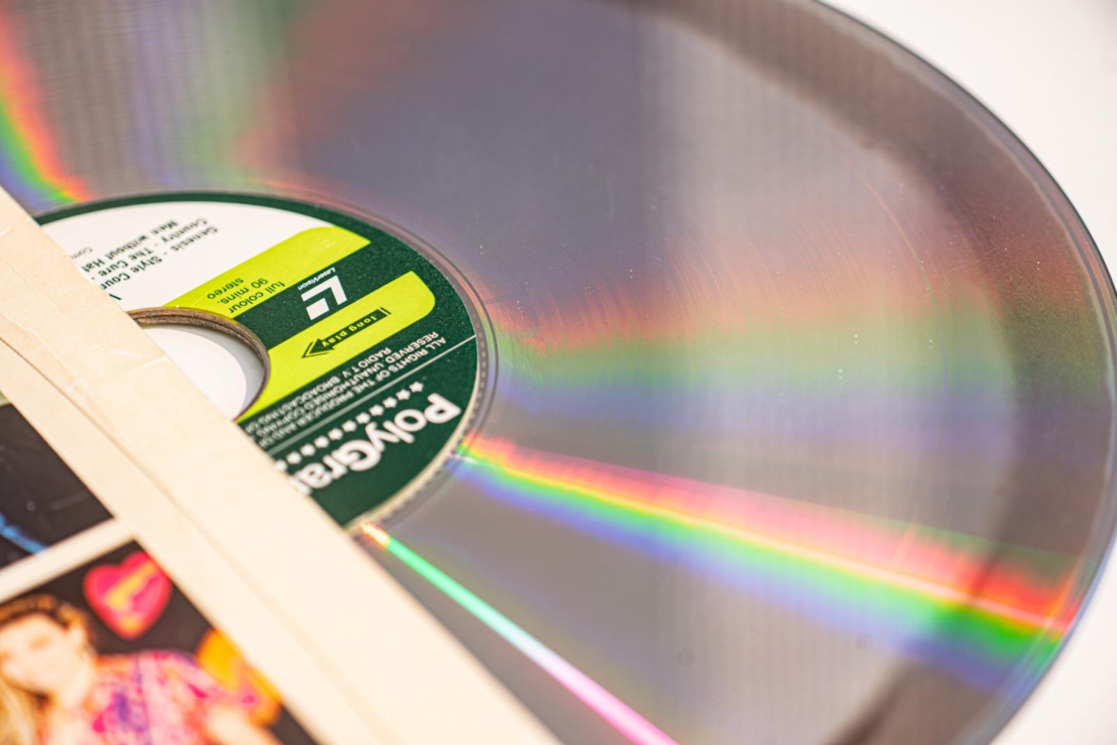 Лазерные видеодиски, ретрокино и автореверс - 29