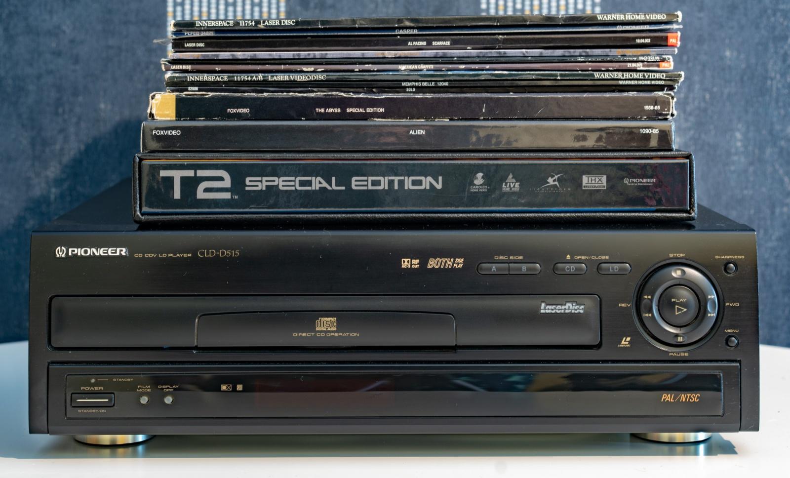 Лазерные видеодиски, ретрокино и автореверс - 34
