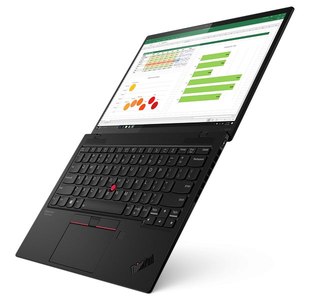 5G, 17 часов автономности, 962 грамма, два порта Thunderbolt 4. Представлен Lenovo ThinkPad X1 Nano — самый легкий ThinkPad в истории