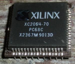 Обратная разработка XC2064 — первой микросхемы FPGA - 2