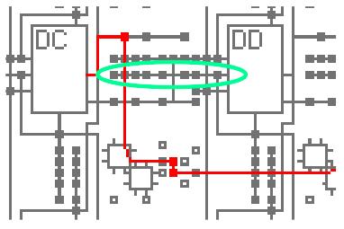 Обратная разработка XC2064 — первой микросхемы FPGA - 28