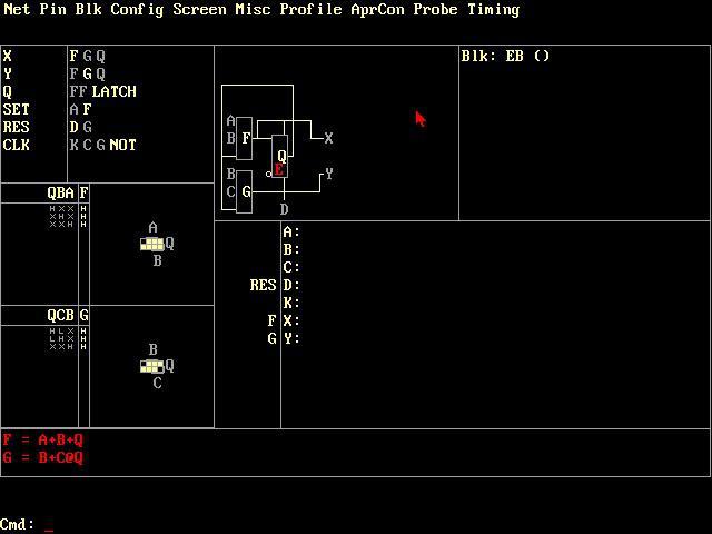 Обратная разработка XC2064 — первой микросхемы FPGA - 3