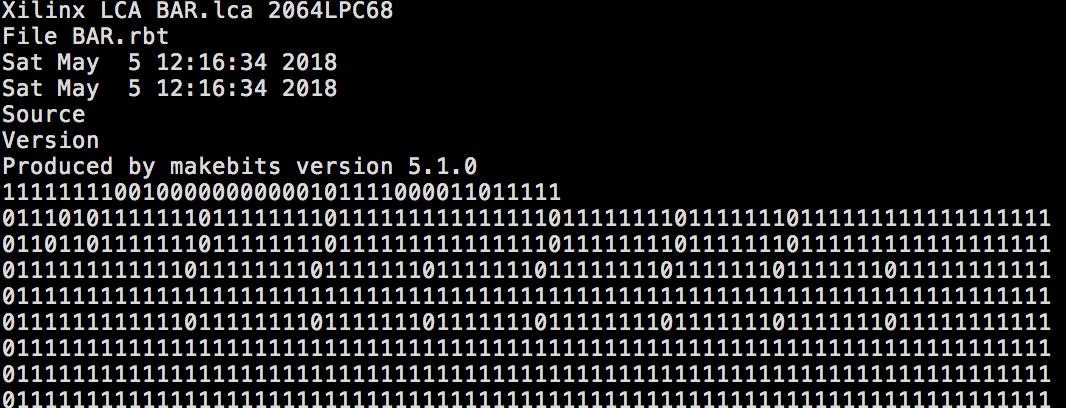 Обратная разработка XC2064 — первой микросхемы FPGA - 4