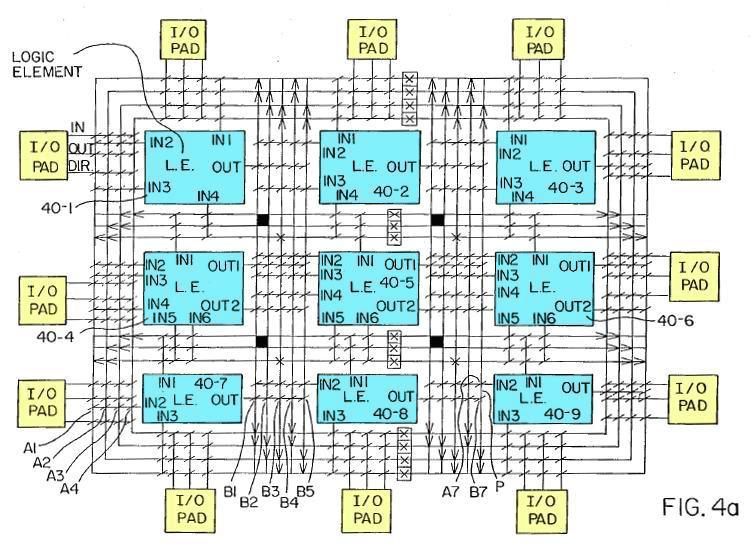 Обратная разработка XC2064 — первой микросхемы FPGA - 5
