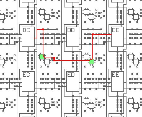 Обратная разработка XC2064 — первой микросхемы FPGA - 9