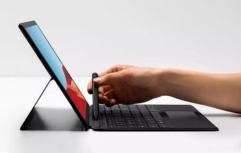 Недорогой премиальный ноутбук Microsoft Surface Laptop Go представят уже завтра. А заодно и планшет Surface Pro X2