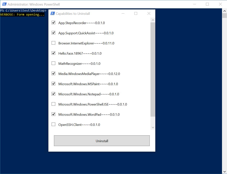 Скрипт настройки Windows 10. Часть II - 4