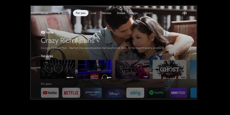 Android TV никуда не уходит. Google TV — это не новое название операционной системы, а лишь оболочка для неё