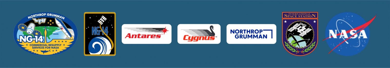Логотипы и патчи миссии