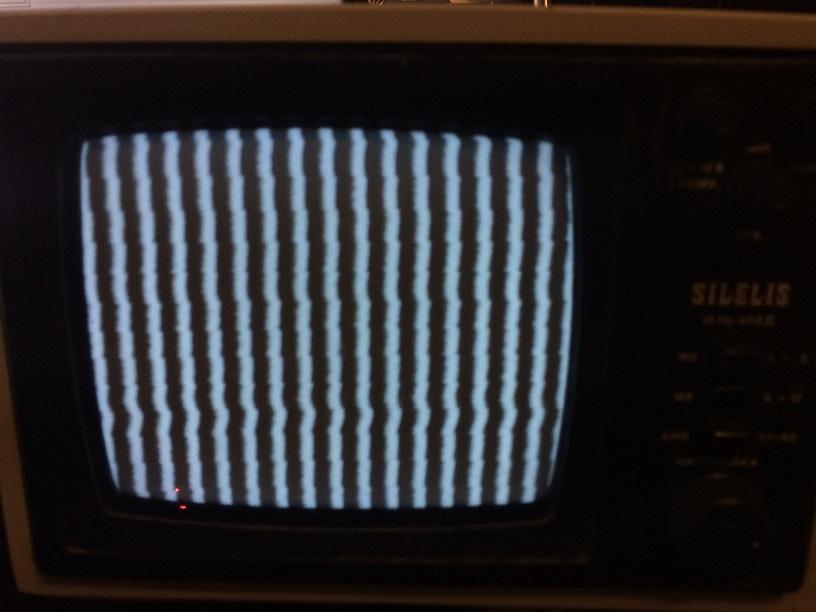 Передача аналогового тв сигнала с помощью STM32 - 2