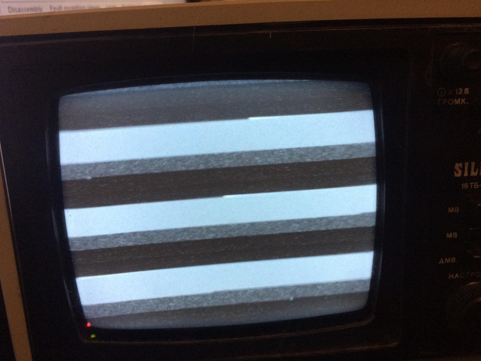 Передача аналогового тв сигнала с помощью STM32 - 9