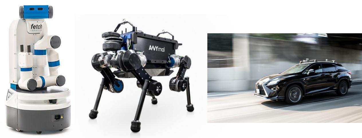 Приглашаем на конкурс разработки open-source пакетов на Robot Operating System - 2