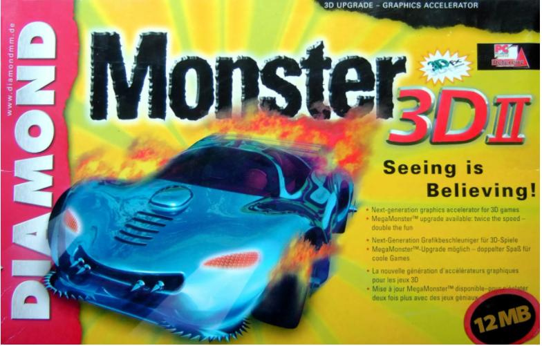 Утерянная, но не забытая: история 3Dfx Interactive - 3