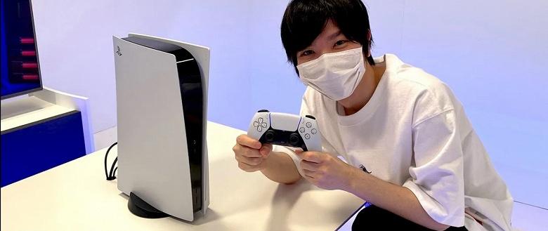 Завтра будут опубликованы первые обзоры PlayStation 5. Похоже, только на японском языке