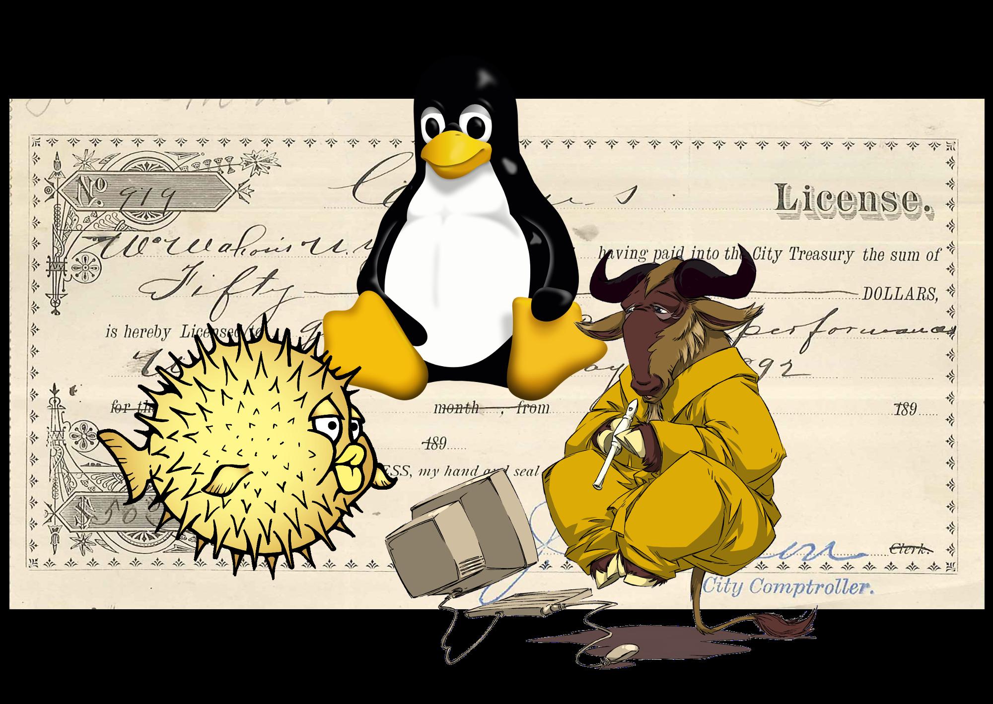 Software Freedom Conservancy: мы подаем иск против нарушителей лицензии GPL - 1
