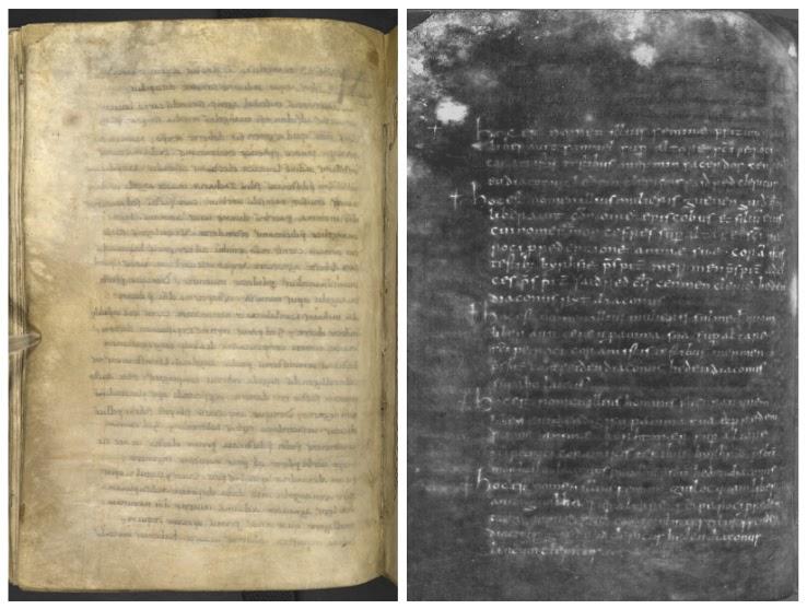 Восстановление утраченных текстов с помощью современных технологий. Железо - 23