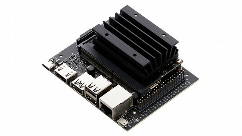Nvidia Jetson Nano 2GB — «лучший стартовый комплект искусственного интеллекта»