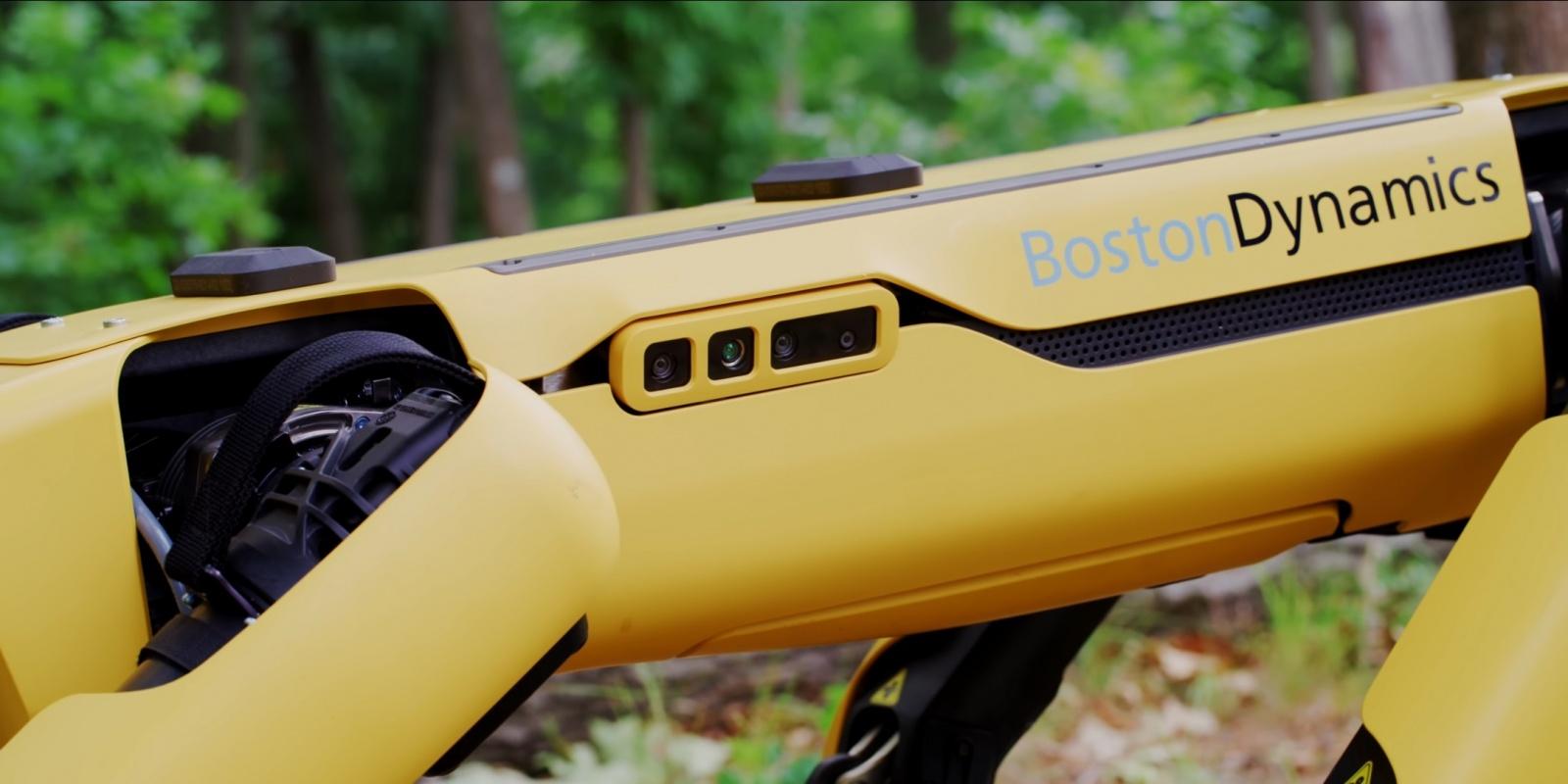 Как это устроено: робот Spot от Boston Dynamics - 10