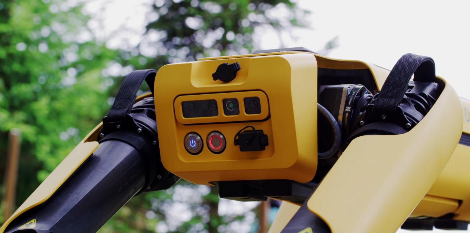 Как это устроено: робот Spot от Boston Dynamics - 11