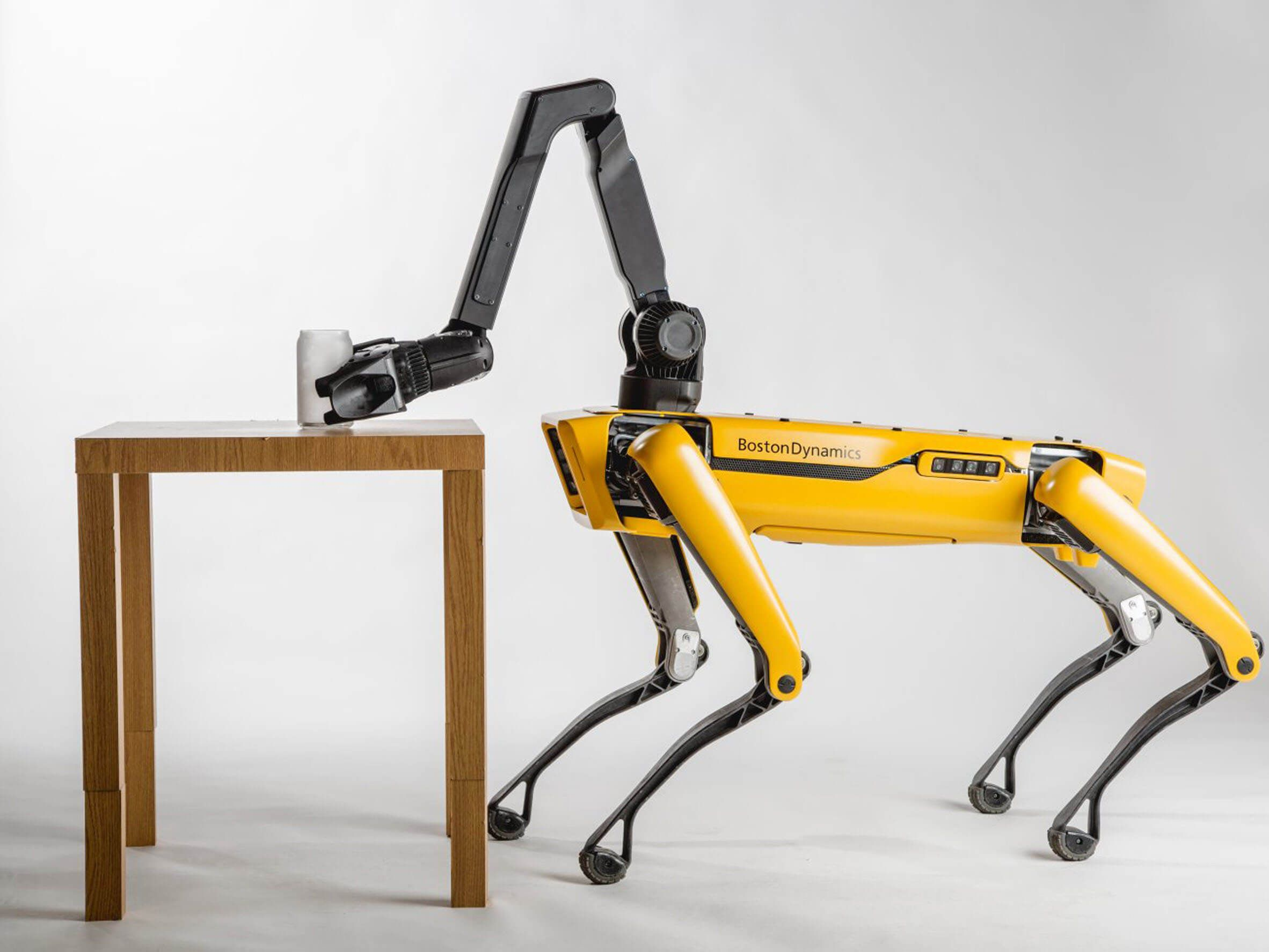 Как это устроено: робот Spot от Boston Dynamics - 21