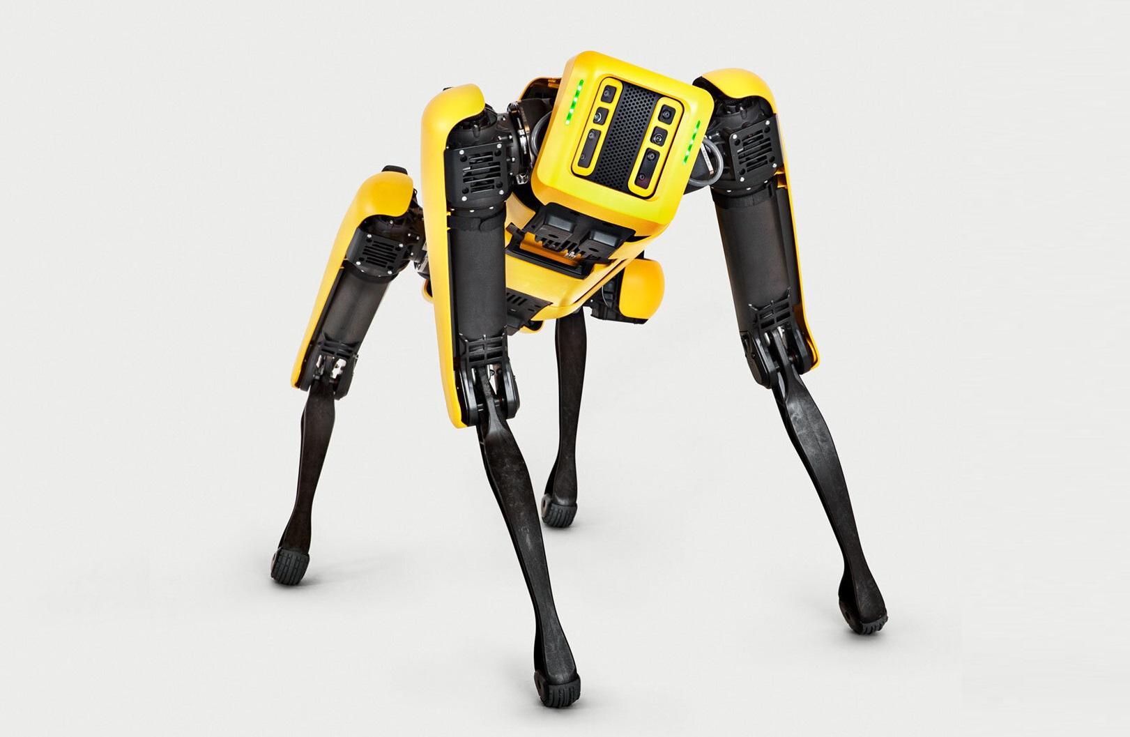 Как это устроено: робот Spot от Boston Dynamics - 5