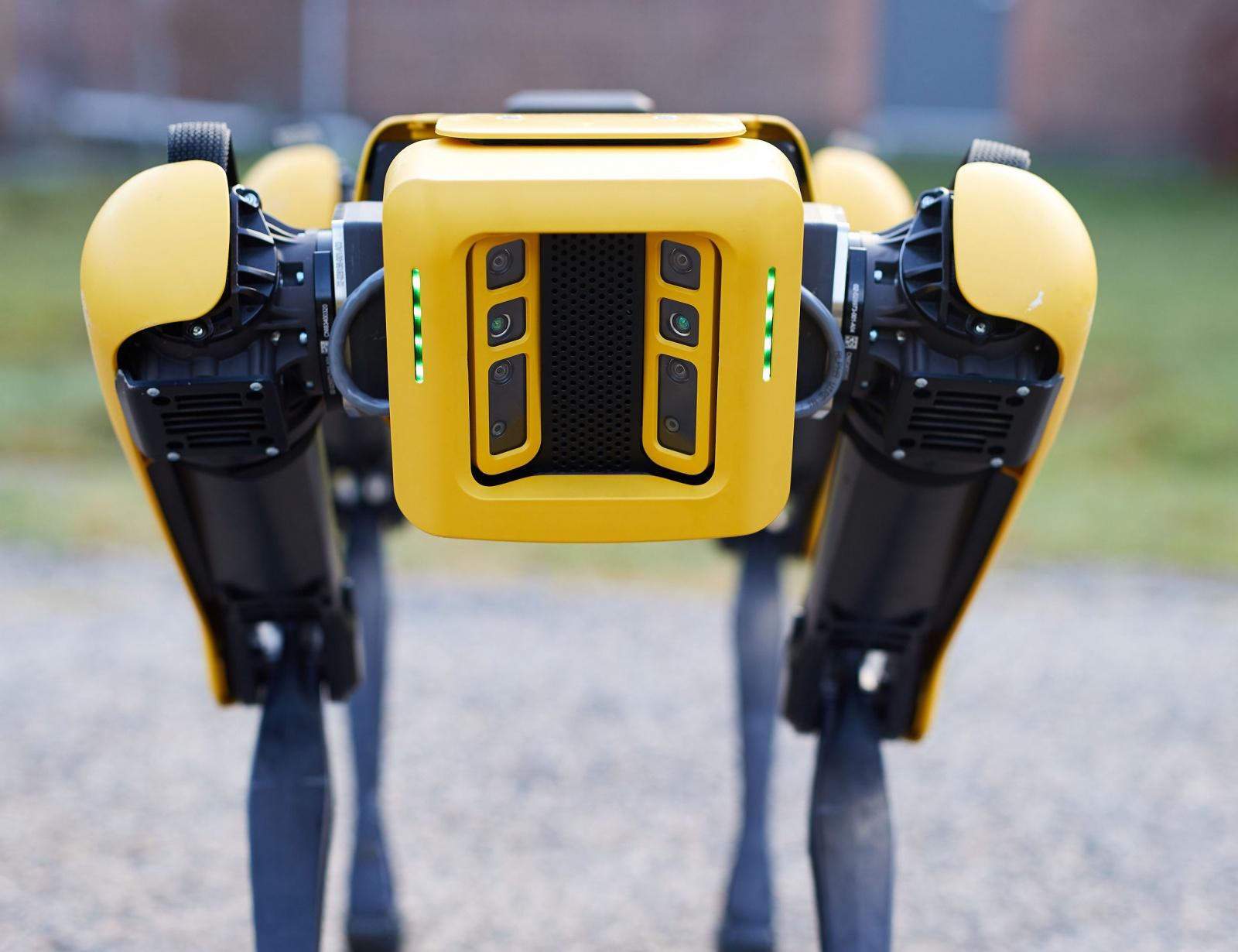 Как это устроено: робот Spot от Boston Dynamics - 9