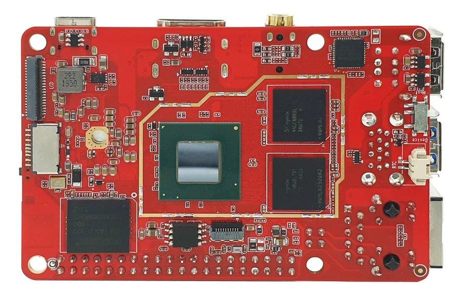 Представлен конкурент Raspberry Pi 4 — одноплатный ПК с x86, работающий под Windows 10 - 3