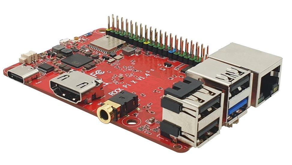 Представлен конкурент Raspberry Pi 4 — одноплатный ПК с x86, работающий под Windows 10 - 5