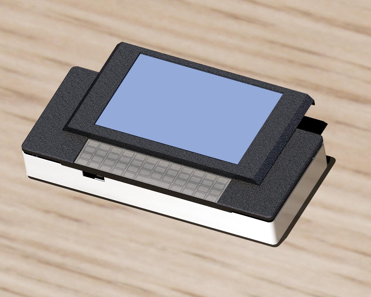 Сборка очень компактного планшетного ПК на базе Core i7 - 2
