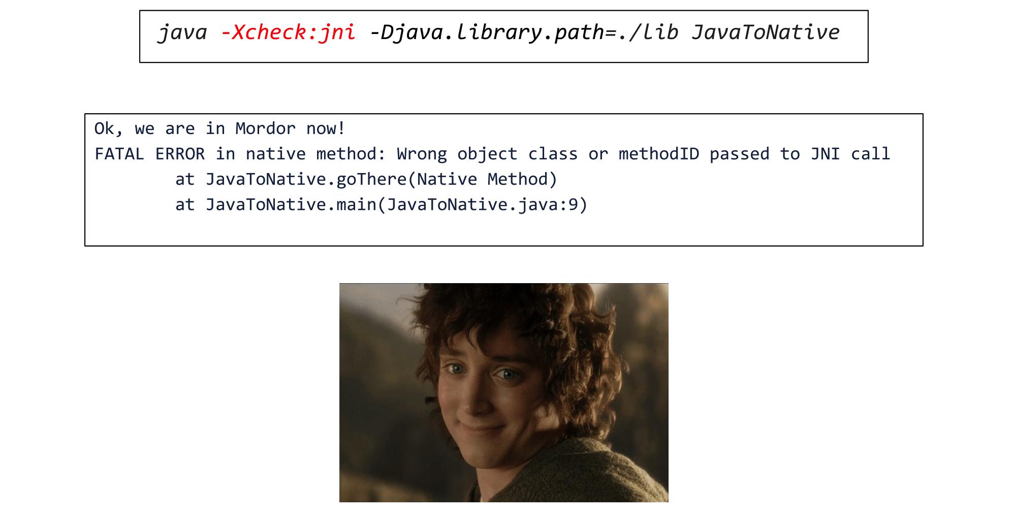 В нативный код из уютного мира Java: путешествие туда и обратно (часть 1) - 16