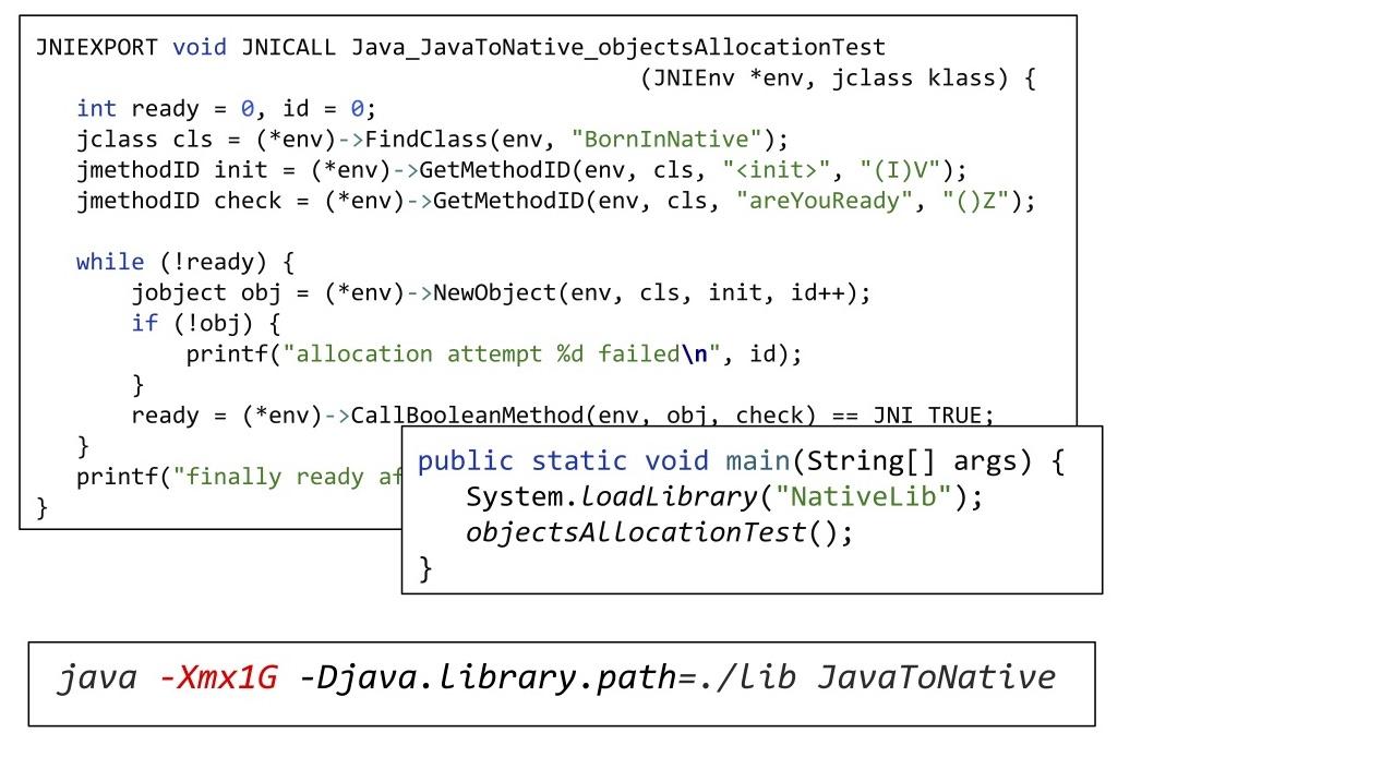 В нативный код из уютного мира Java: путешествие туда и обратно (часть 1) - 25