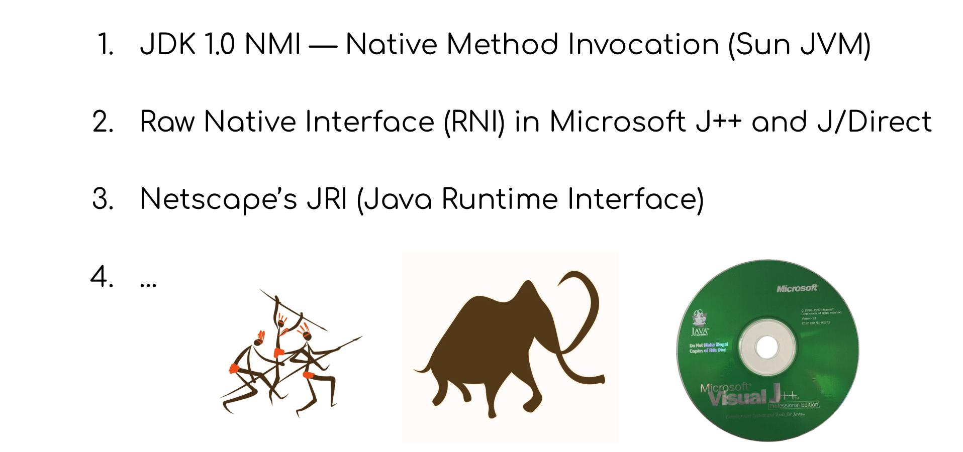 В нативный код из уютного мира Java: путешествие туда и обратно (часть 1) - 5