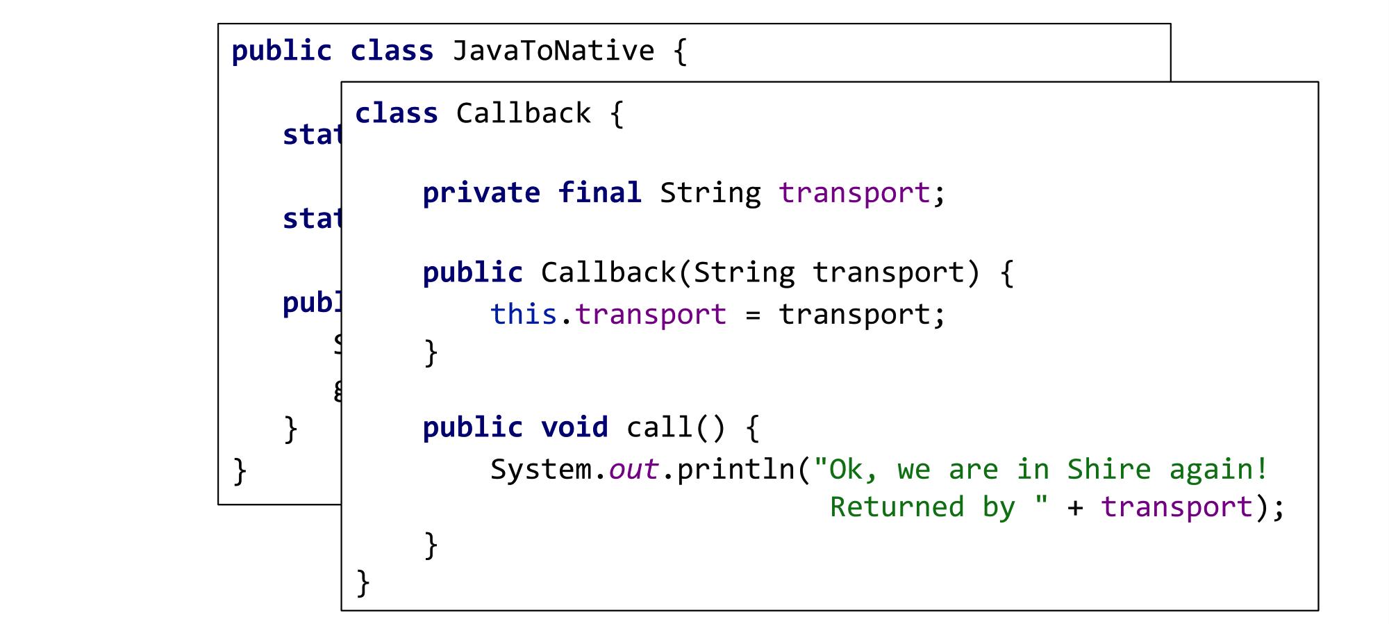 В нативный код из уютного мира Java: путешествие туда и обратно (часть 1) - 6